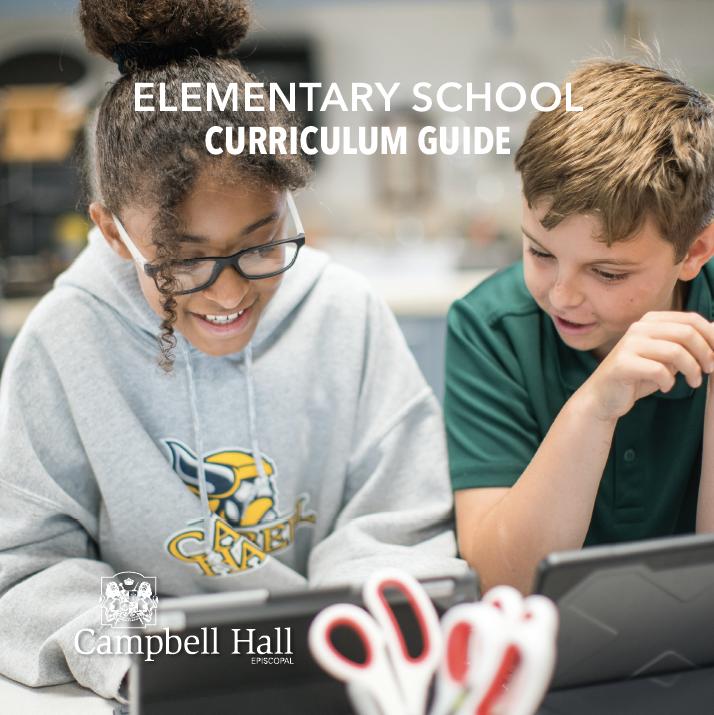 Elementary Curriculum Guide