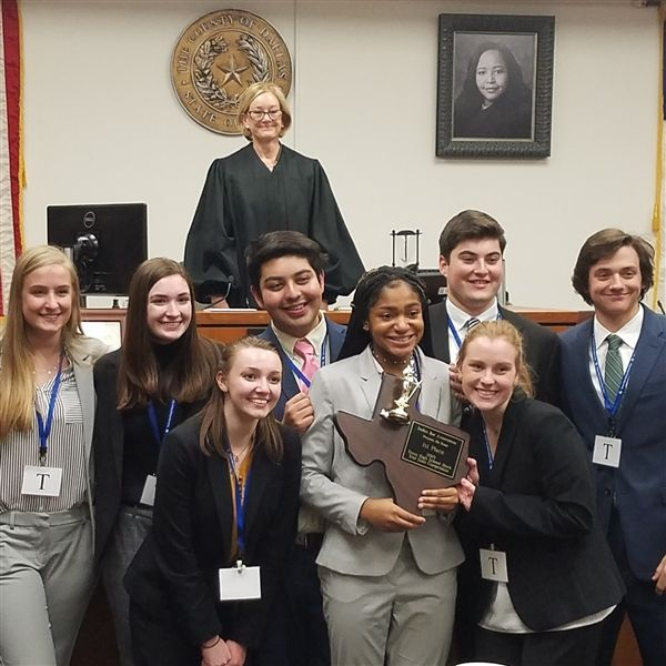 Bishop Lynch High School | The Verdict is in: BL Mock Trial