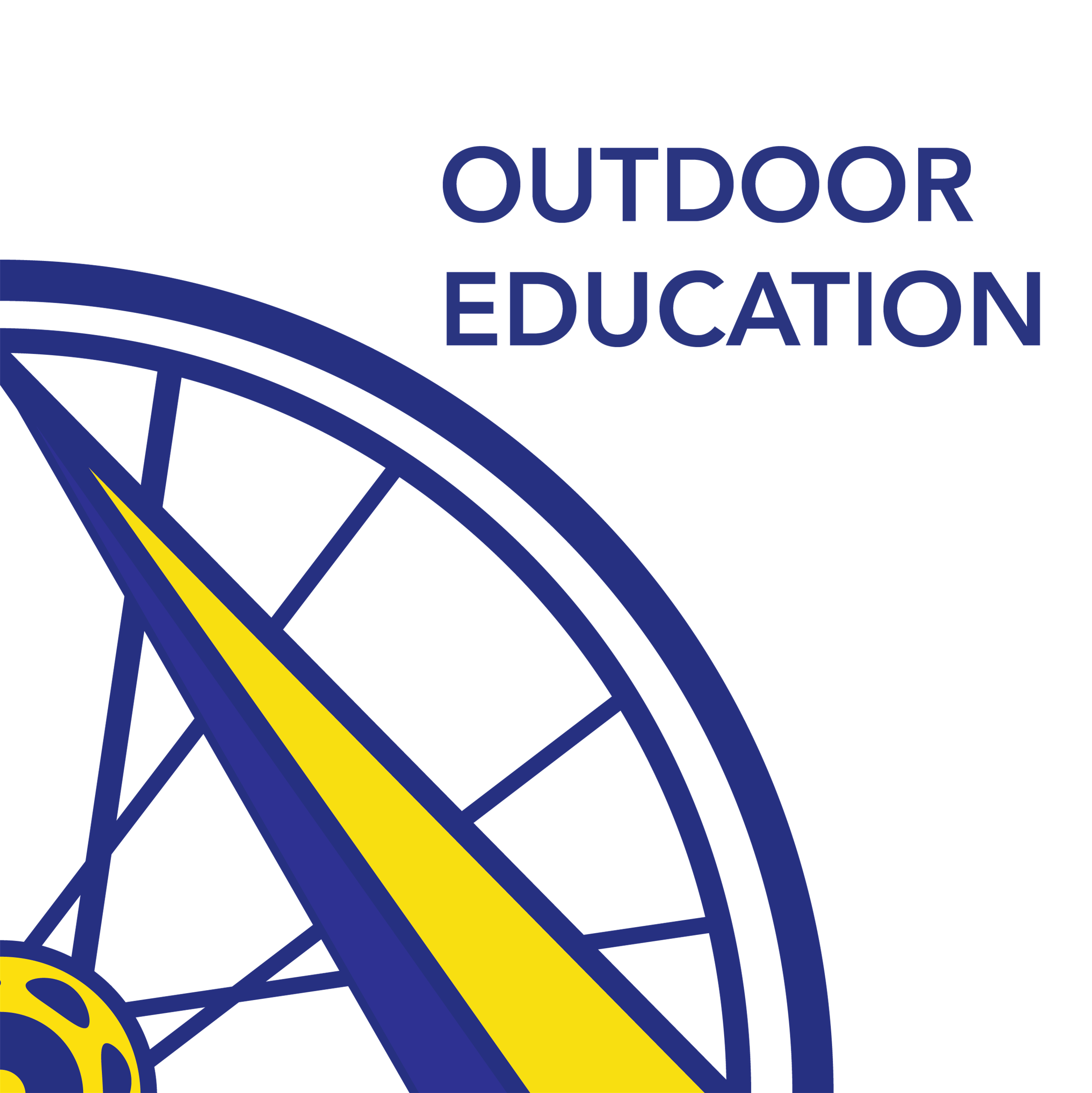 Admissions - outdoor ed