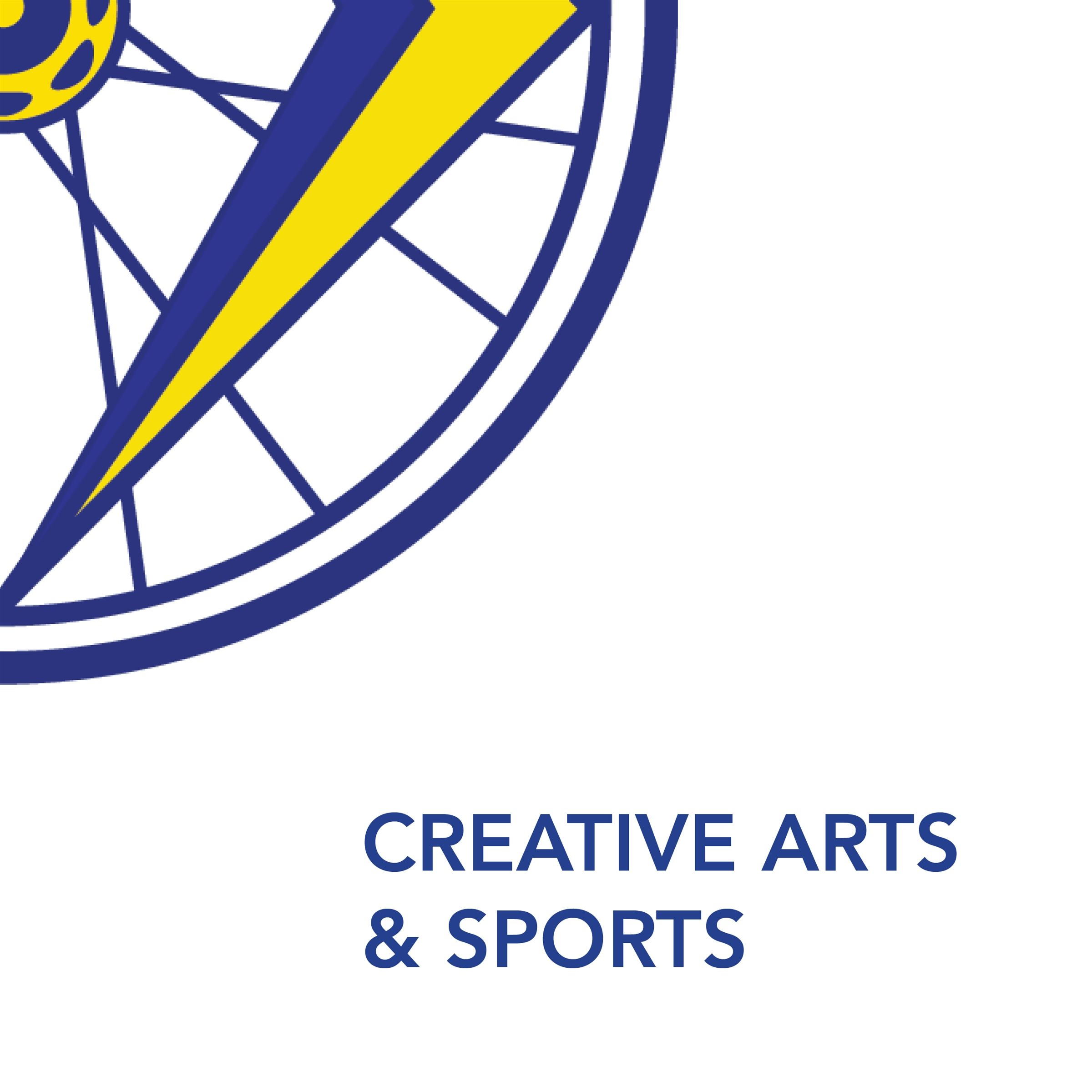 Admissions - arts and sports