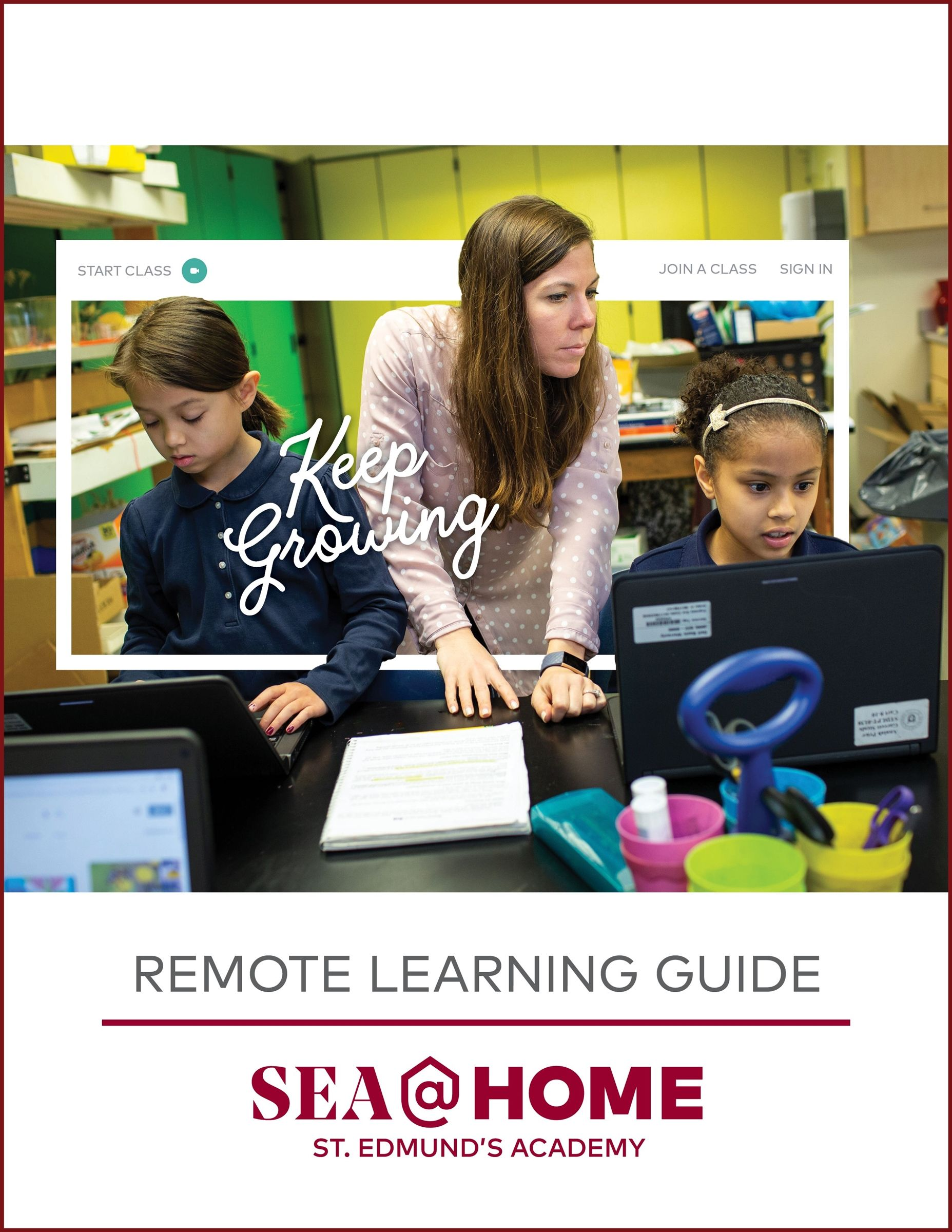 SEA@Home Remote Learning Guide