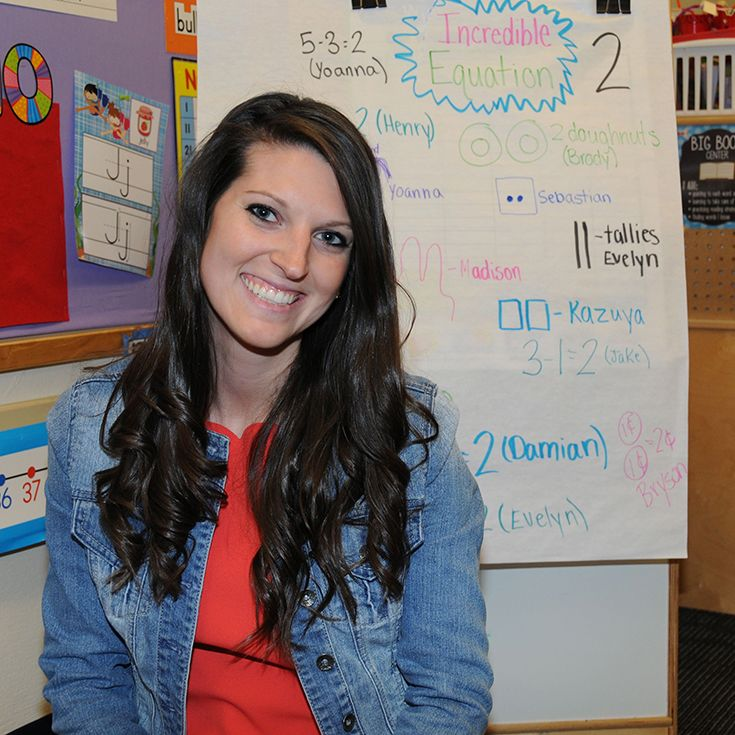 Katie Sullivan - PreK Teacher