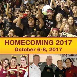 Celebrate Homecoming 2017
