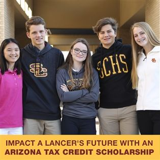 Support Lancers with the Arizona Tuition Tax Credit