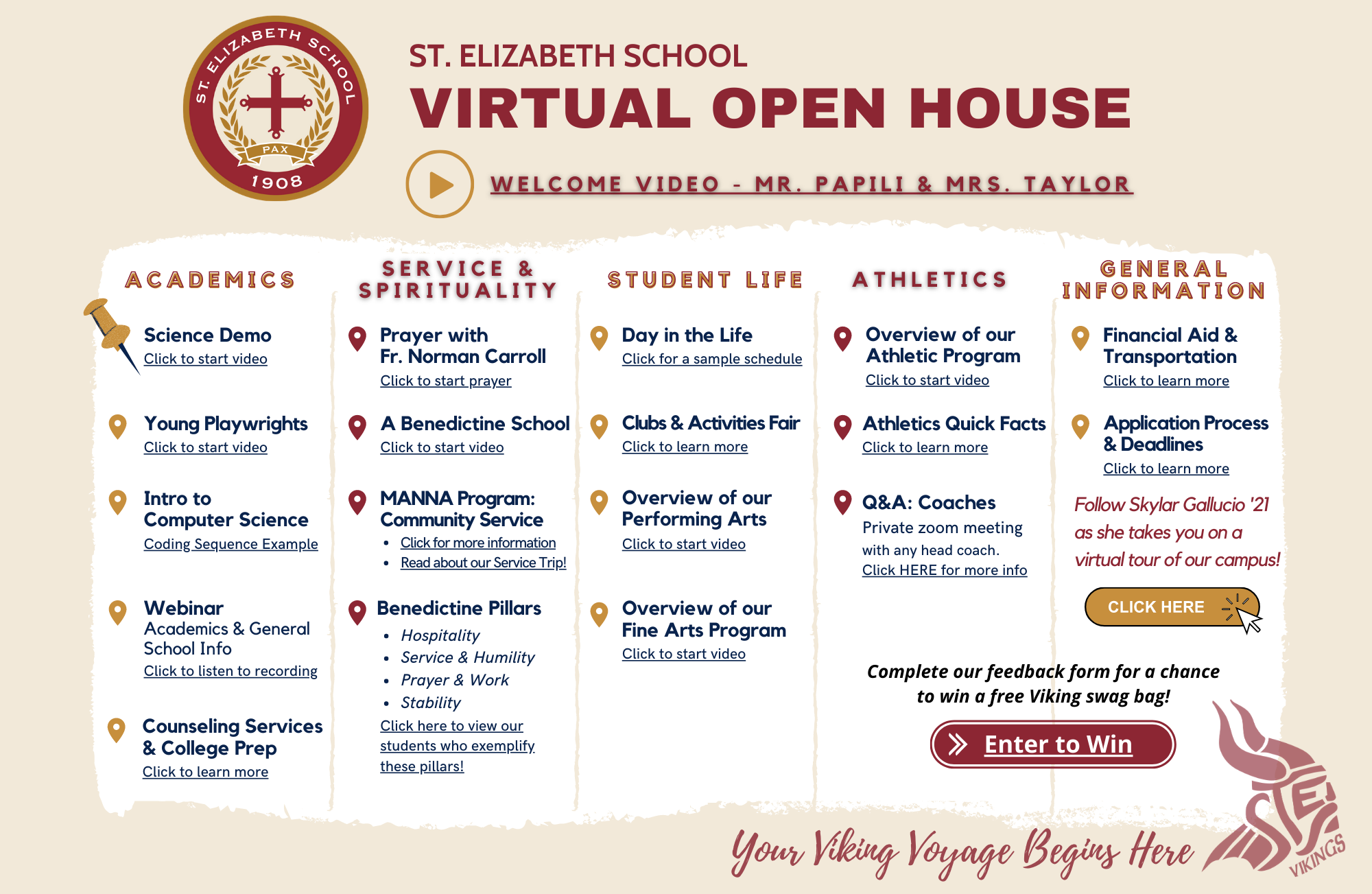 Click Here to Explore our Virtual Open House
