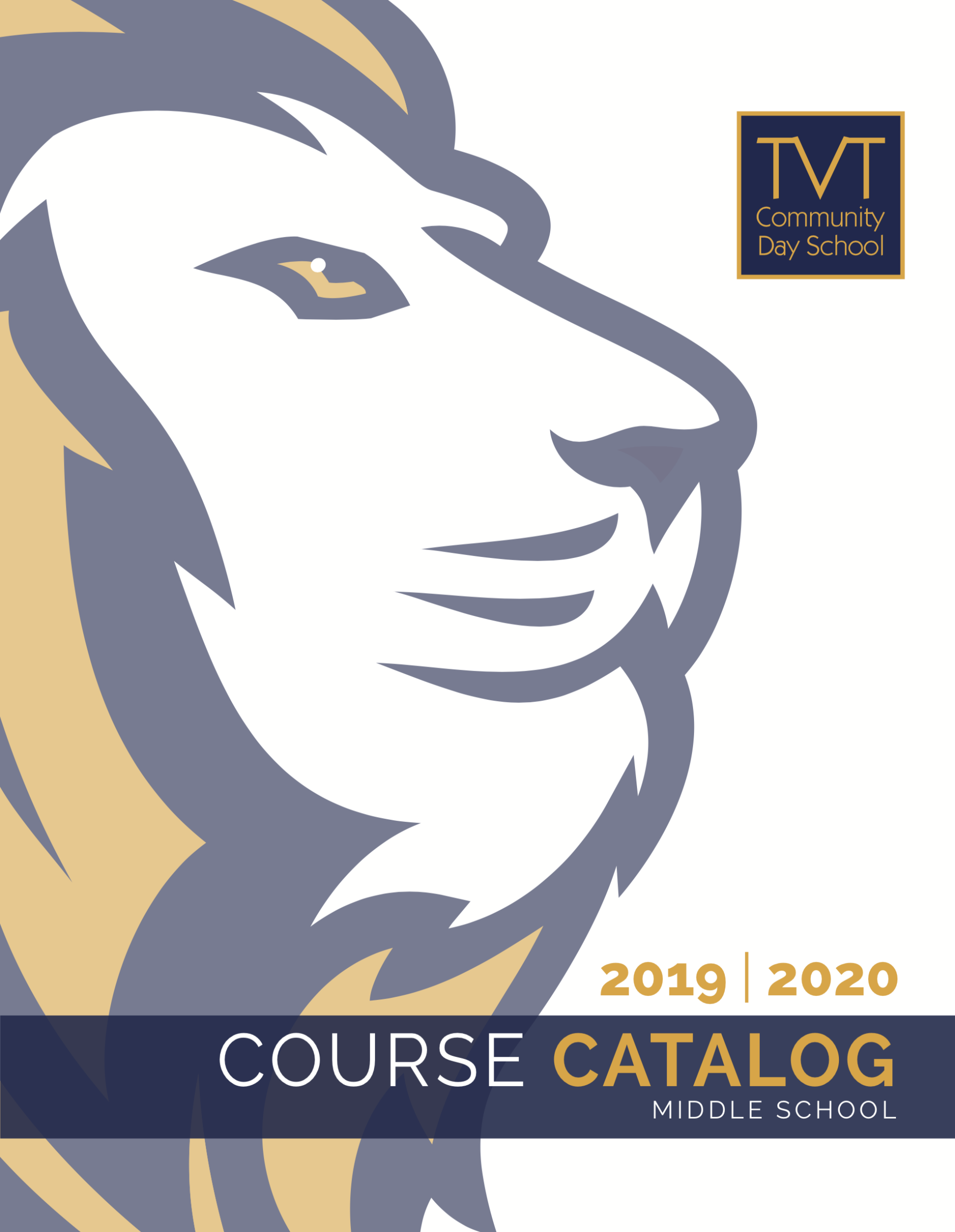 Download the Middle School Course Catalog