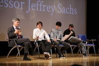 Jeffrey Sachs, Green Energy Advocate