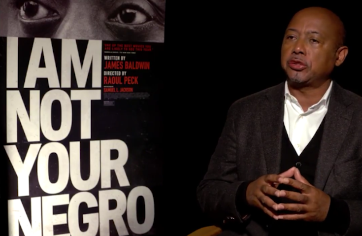 Raoul Peck -  I Am Not Your Negro