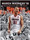 Isaiah made the regional cover for the March Madness edition of Sport Illustrated.