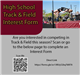 TRACK AND FIELD INTEREST FORM
