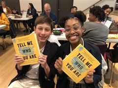 Students had the opportunity to attend the Fall Summit on School Culture in NYC.