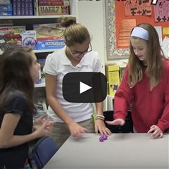 Video: Math Dice Chase