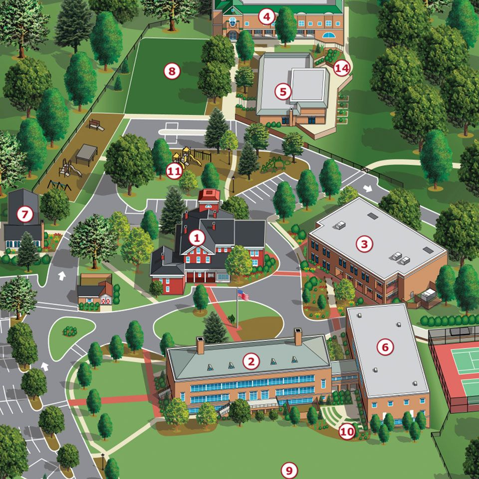 Explore the Lower School Campus