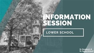 In this Admission lead webinar, you will meet the Lower School campus  Division Director, the Tech department and listen to a Q&A session.