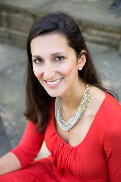Joanna Ahdoot Andreae '05