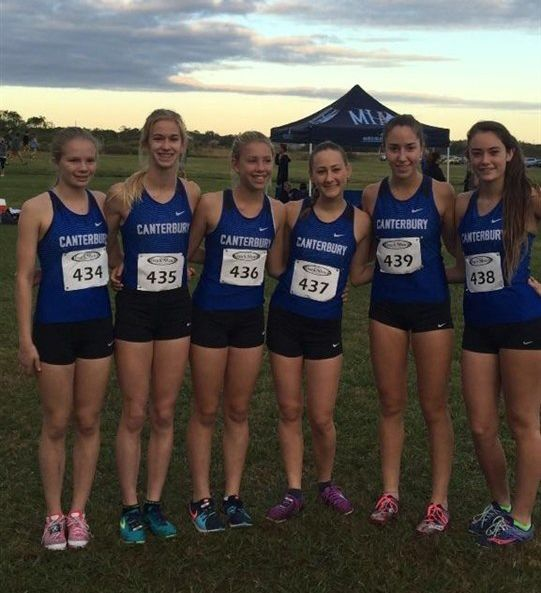 Varsity Girls Cross Country Headed to State