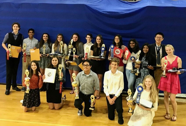 Canterbury Steals the Show at Regional Science Fair