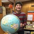 Jack Morgan State Qualifier in the National Geographic GeoBee