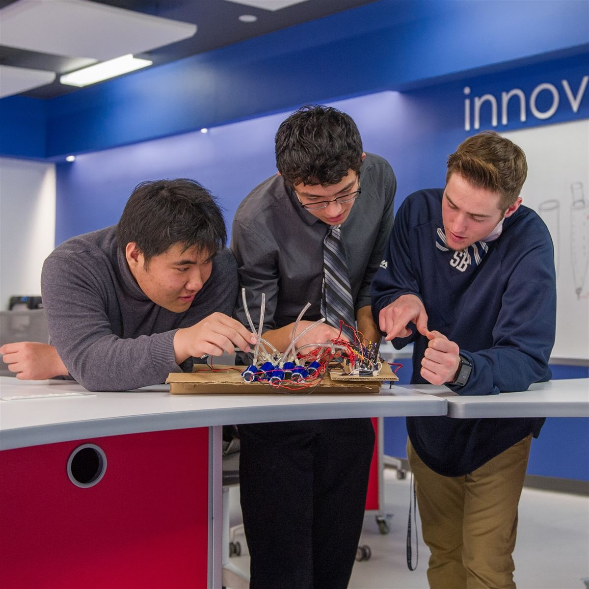 Our Innovation Lab