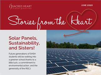 Stories From The Heart: June 2020