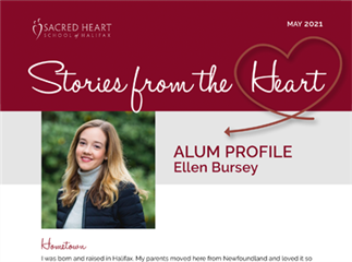 Stories from the Heart - May 2021