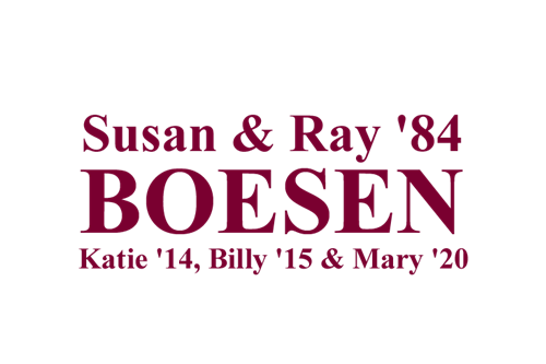 Susan and Ray Boesen '84