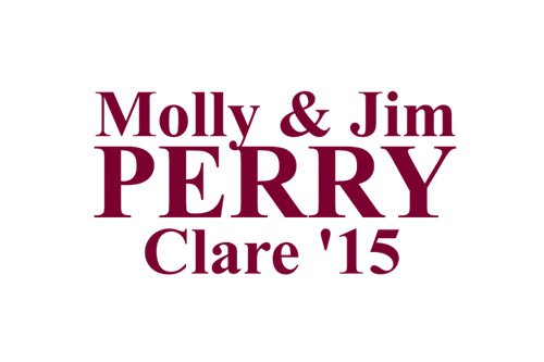 Molly and Jim Perry