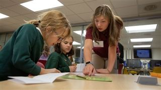 Women in STEM Host Inaugural Girl Scout Workshop