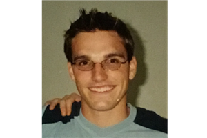 College Counselor Department Chair Mark Porcaro in his Fordham Years