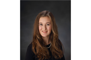 All-State Theatre Participant Emily Devyor '19
