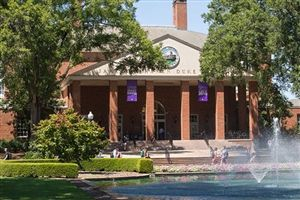 Photo courtesy of Furman University website (https://www.furman.edu/)