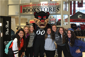 Photo courtesy of the University of Cincinnati