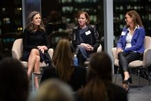 Women in Leadership Inspire at Panel Discussion