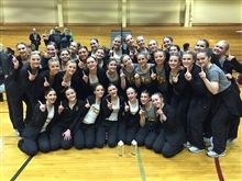 Ramblerettes Shine at Catholic League Dance Conference