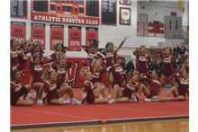 Varsity Cheer Qualifies for State