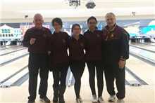 Girls Bowling IHSA Individual Qualifiers