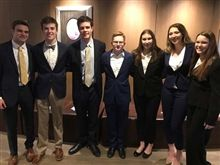 Mock Trial Team Captures Howlett Cup for Fourth Consecutive Year