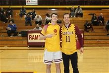 Boys' Basketball Hosts Faculty and Staff Appreciation Night