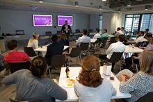PLC Workshop Helps Alumni Develop Their Professional Brand