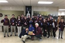 Mathletes Sweep Competition at North Suburban Math League