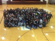 Ramblers Practice Faith and Community during Jesuit Day of Service