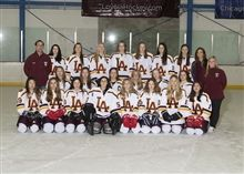Girls' Hockey Reaches Semifinals