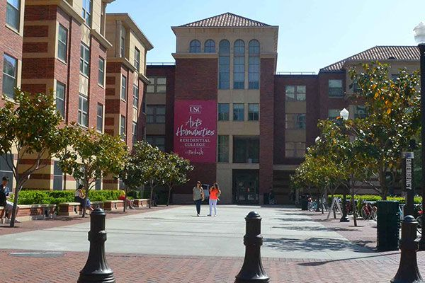 Loyola Academy | University of Southern California—Los Angeles, California