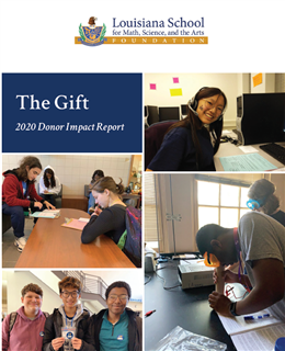 Donor Impact Report 2020
