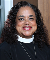 The Rev. Canon Altagracia Pérez-Bullard Ph.D.