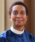 The Rev. Allison St. Louis, Ph.D.