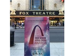 The High School Musical Theatre Awards were held at the Fox Theatre on June 10