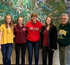 Cor Jesu students earn awards at the Academic Challenge sectionals