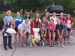 Cor Jesu students depart for the Appalachian Service trip