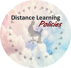 Distance Learning Policies